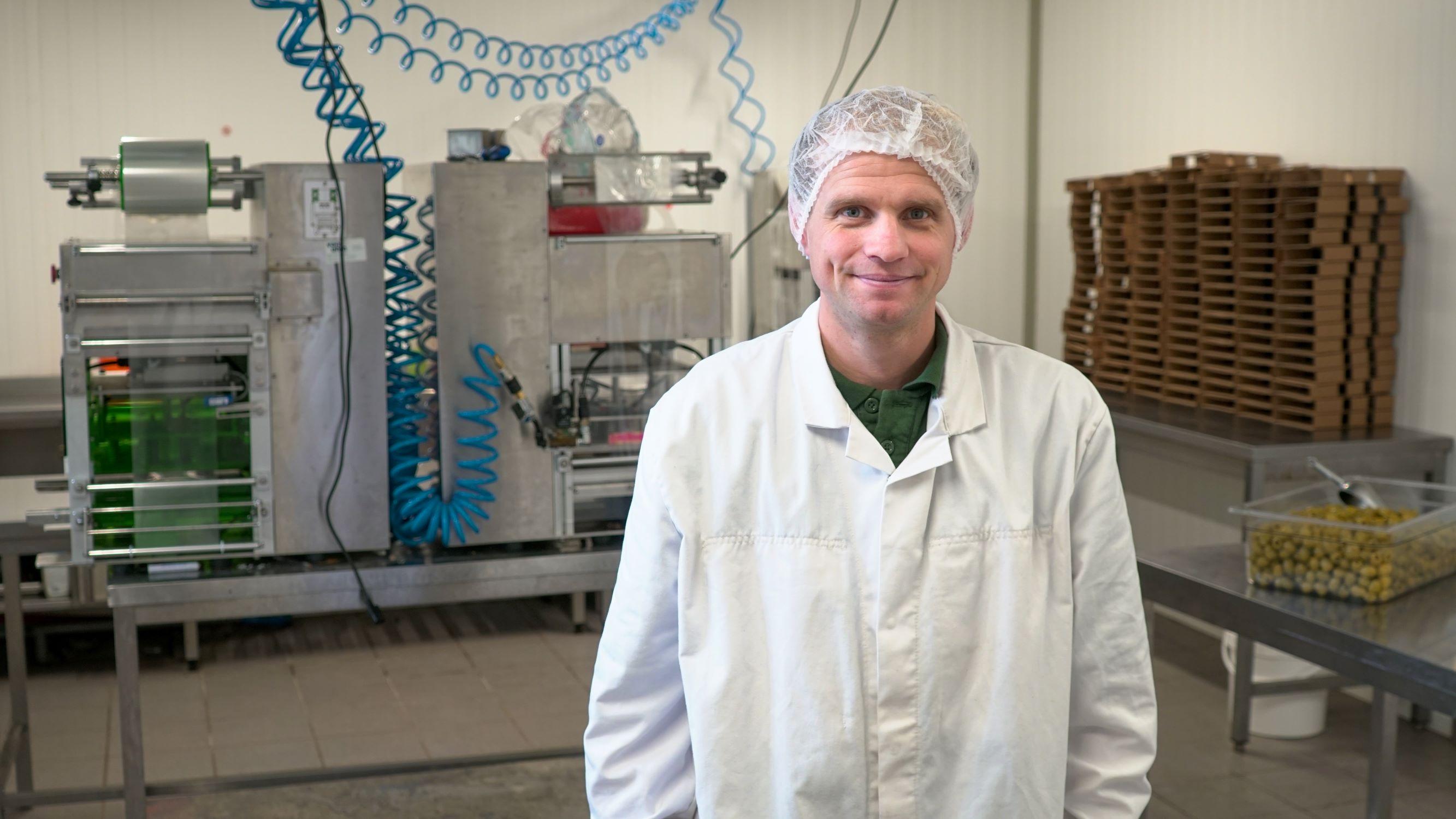 Boerderij Groeizaam verwerkt jaarlijks 150.000 bakjes olijven